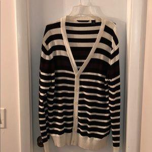 Sean Jean button sweater
